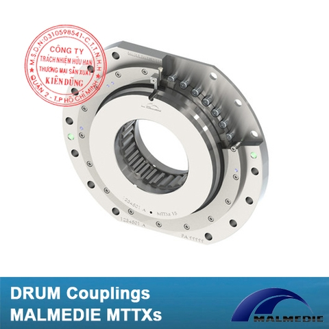 Khớp nối tang trống Malmedie Drum Coupling MTTXs