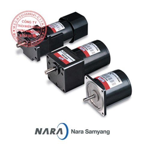 NARA SAMYANG SMALL GEARED MOTOR