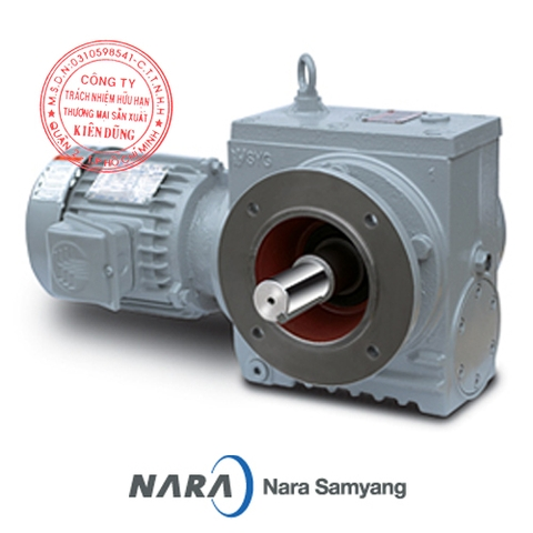 NARA SAMYANG HELICAL WORM GEAR REDUCER