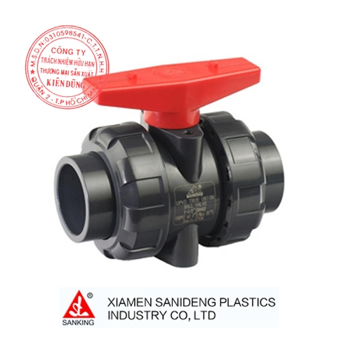 XIAMEN SANKING TRUE UNION BALL VALVE