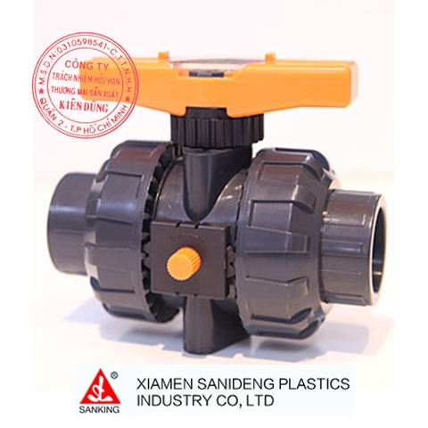 XIAMEN SANKING FIX TRUE UNION BALL VALVE