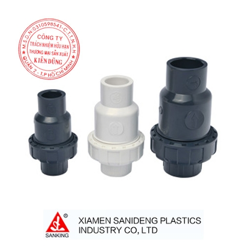 XIAMEN SANKING NEW CHECK VALVE