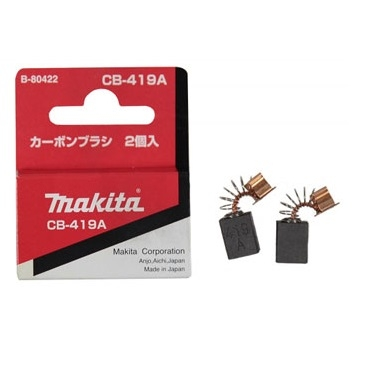 Chổi than Makita 419-B-80422