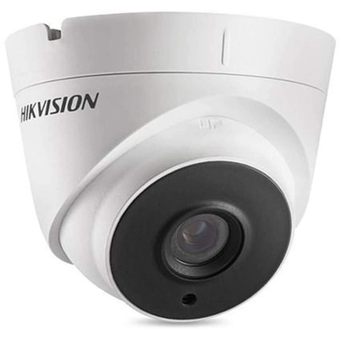 CAMERA DOME HDTVI 2MP STARLIGHT HIKVISION DS-2CE56D8T-IT3ZE
