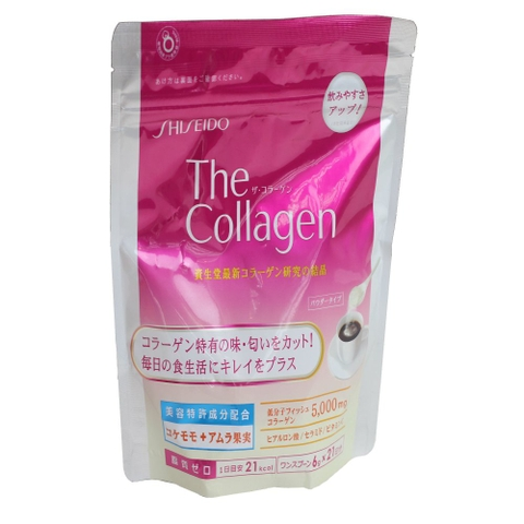 The collagen shiseido dạng bột