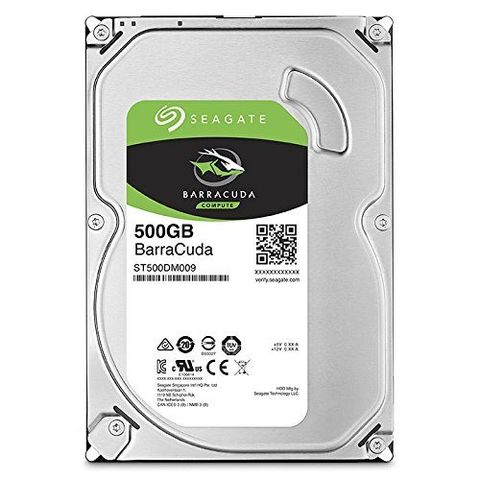 HDD Seagate 500GB BarraCuda 3.5