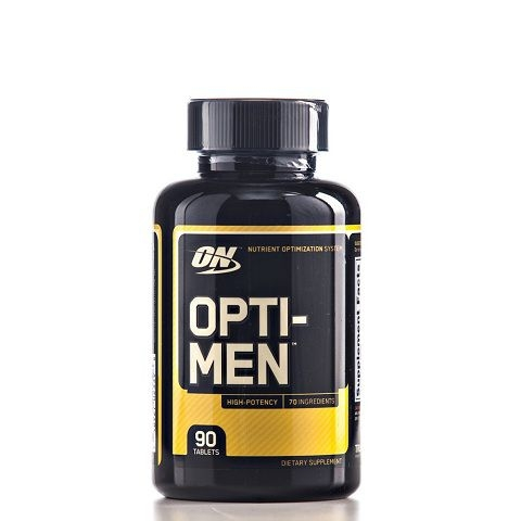 ON Opti-Men Multivitamin, 90 Tablets