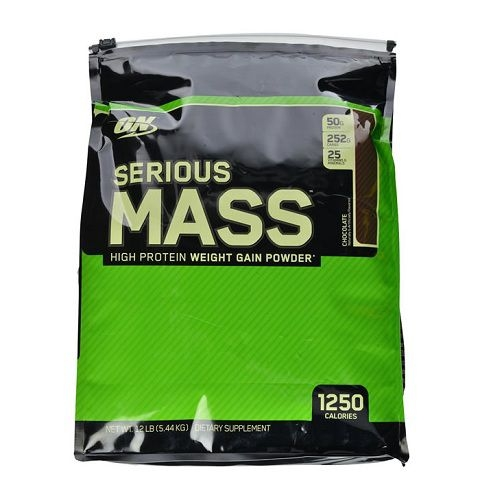ON Serious Mass, 12Lbs (5455g)