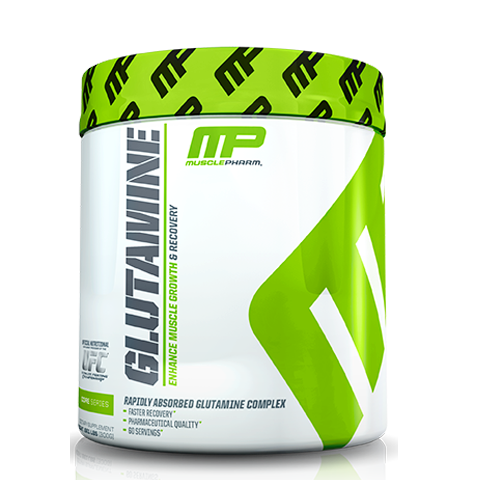 MusclePharm Glutamine Powder, 300g
