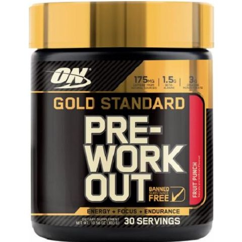 ON Gold Standard Pre-Workout, 30 Servings