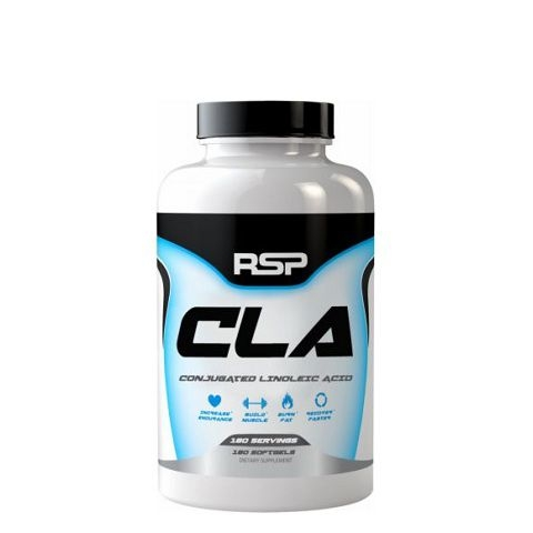 RSP Nutrition CLA, 180 Softgels