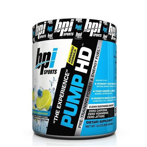 BPI Sports PUMP-HD, 25 Servings