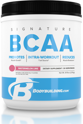 Bodybuilding BCAA, 30 Servings