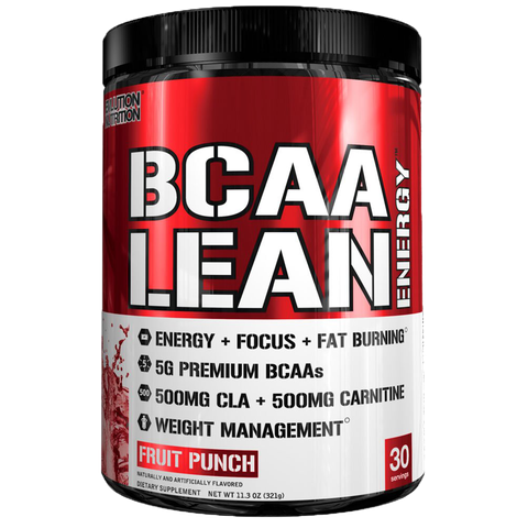 EVLUTION NUTRITION BCAA Lean Energy, 30 Servings