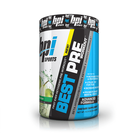 BPI Sports Best Pre Workout, 30 Servings