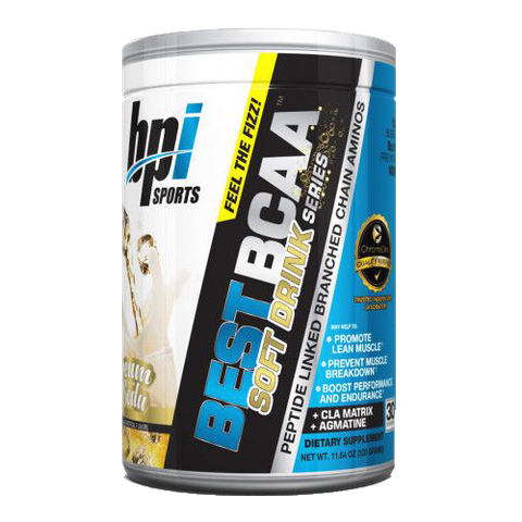 BPI Sports Best BCAA Soft Drink Series, 30 Servings