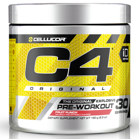 Cellucor C4 G4 Chrome Series, 30 Servings