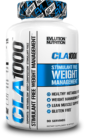 EVLUTION NUTRITION CLA 1000, 90 Softgels