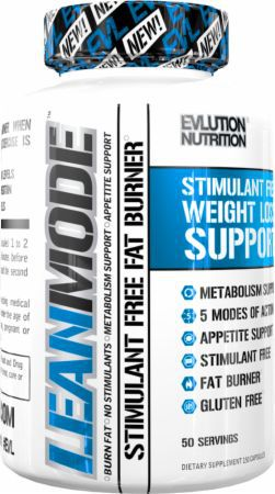 EVLUTION NUTRITION LeanMode, 150 Capsules