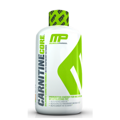 MusclePharm Liquid Carnitine Core, 30 Servings