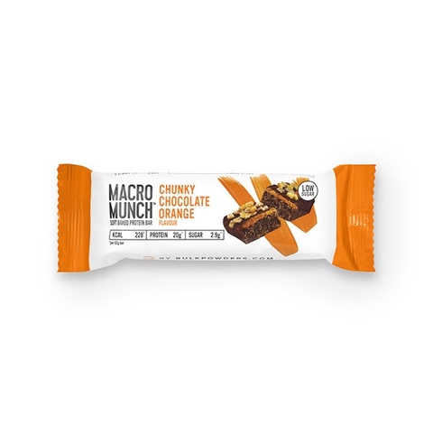Bulk Powders Marco Munch Protein Bar