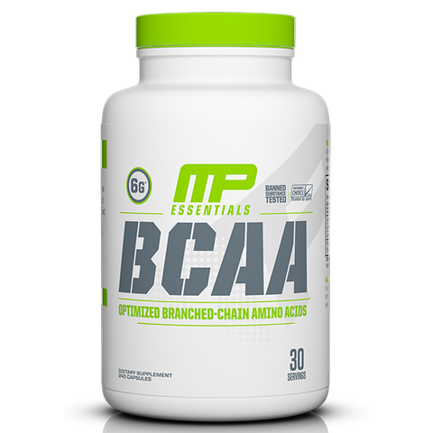 MusclePharm BCAA, 240 Capsules