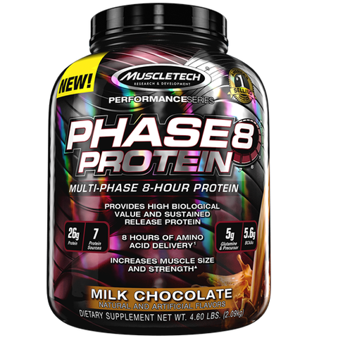 MuscleTech Phase8, 4.6 Lbs