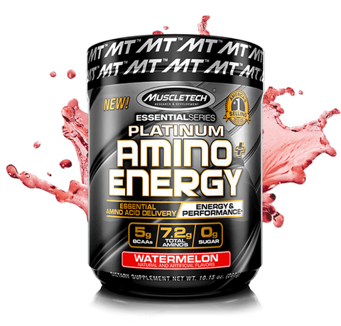 MuscleTech Platinum Amino + Energy, 30 Servings
