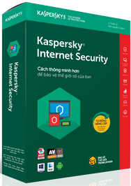 Kaspersky Internet Security - 3 PCs / Năm