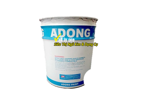 Sơn Metapox GS White Base+Hardener 5L