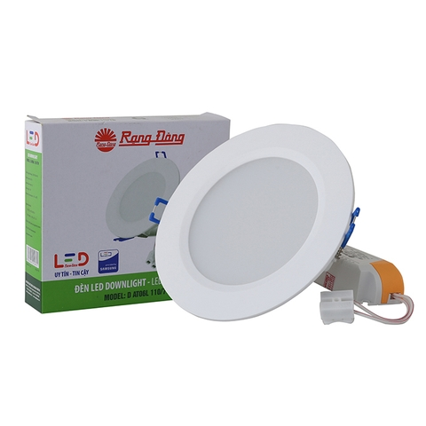 Đèn LED Âm trần Downlight 90/7W Model: D AT06L