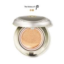 Whitening & Moisture Glow Cushion Foundation SPF50+/PA+++