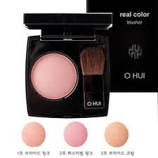 Real Color Blusher 9g