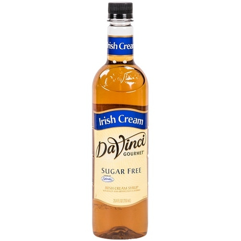 Siro Davinci Kem Ai Len (Irish Cream) 750ml