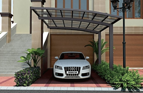 INSTALLATION GUIDE - SINGLE CARPORT