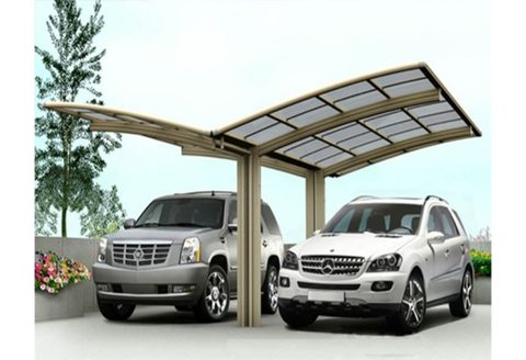 INSTALLATION GUIDE - Y JOINT CARPORT