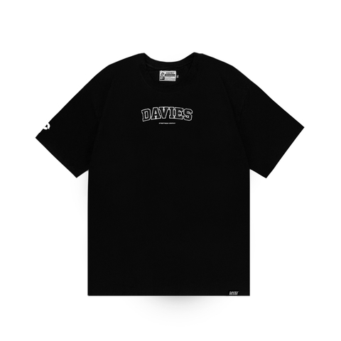 DSS Tee Cotton-Black