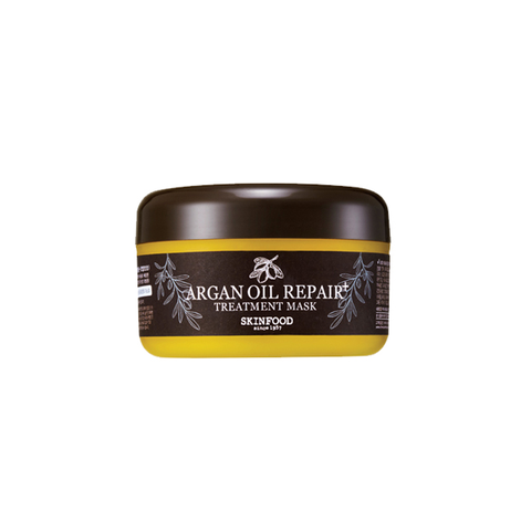 Mặt nạ dưỡng tóc Skinfood Argan Oil Repair Plus Treatment Mask 200g