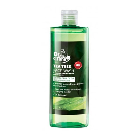 Gel Rửa Mặt Trị Mụn Tea Tree Series Face Wash 225ML