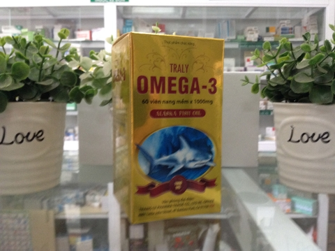 Omega 3 Traly