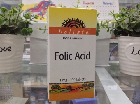 Folic acid Holista