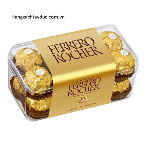 CHOCOLATE FERRERO ROCHER