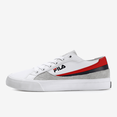 FILA Back Center Court White and Red  - FILA Việt Nam