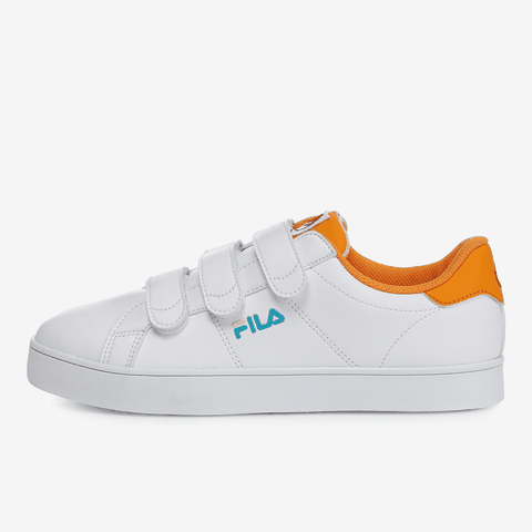FILA Việt Nam - FILA Court Deluxe Vc Pirate WHITE-ORANGE
