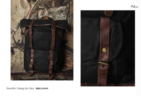 Traveller Vintage for Men 04