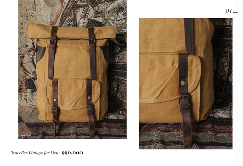 Traveller Vintage for Men 01