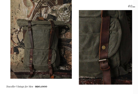 Traveller Vintage for Men 02