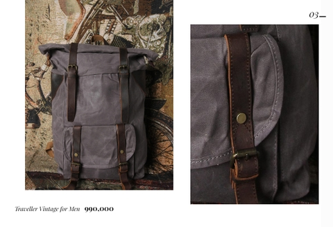 Traveller Vintage for Men 03