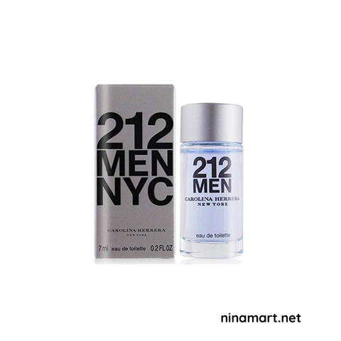Mini - Carolina Herrera 212 NYC for Men