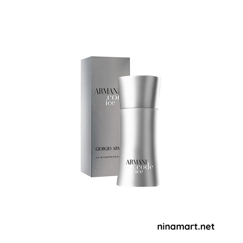 Mini - Armani Code Ice for Men